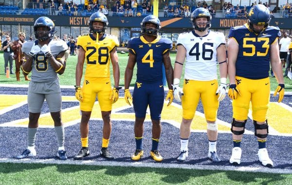 West Virginia Mountaineers vs. Oklahoma State Cowboys at Mountaineer Field