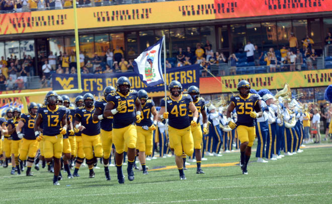 West Virginia Mountaineers vs. Maryland Terrapins at Mountaineer Field