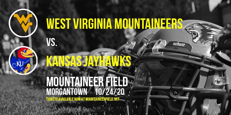 West Virginia Mountaineers vs. Kansas Jayhawks at Mountaineer Field