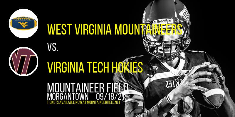 West Virginia Mountaineers vs. Virginia Tech Hokies at Mountaineer Field