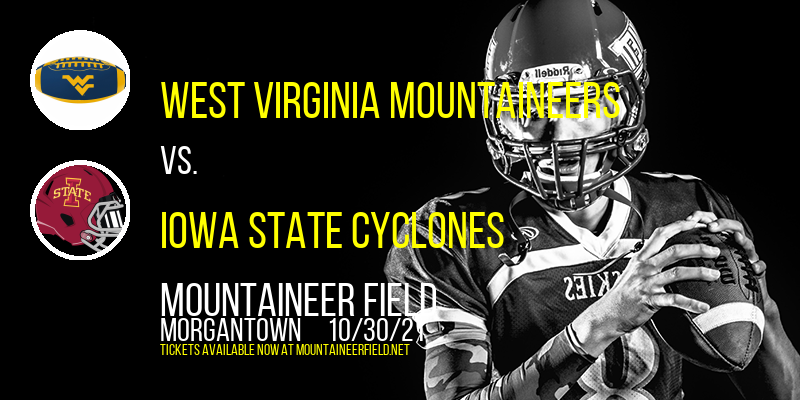 West Virginia Mountaineers vs. Iowa State Cyclones at Mountaineer Field