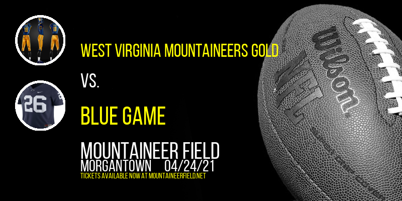 West Virginia Mountaineers Gold vs. Blue Game at Mountaineer Field